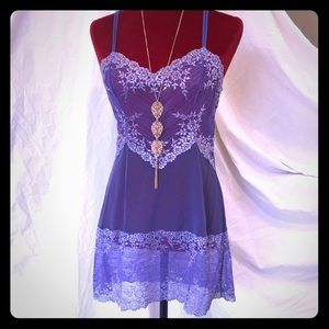 chemise dark lavender-perfect for warmer months